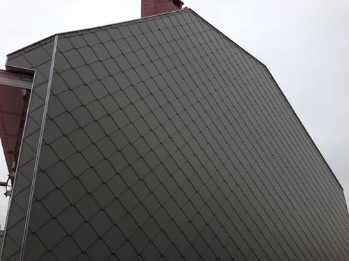 Inter Toiture - Recouvrement de façade
